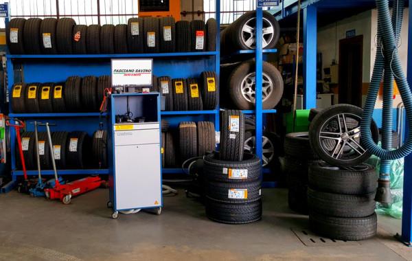 Vendita e assistenza pneumatici e cerchi